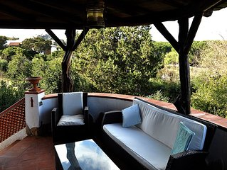 Baia Sardinia - Villa Rose with 3 rooms 500 meters from the sea - independent 10
