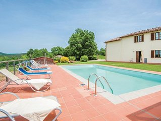 7 Zimmer Unterkunft in Monticiano SI