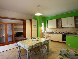 """Villa Tigani: direct beach access """"Dafne apartment"""""""