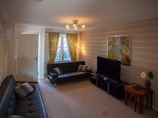Lovely 3-bedroom House near Hampden