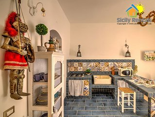 Comodo appartamento nel centro storico di Palermo, a due passi dalla Cattedrale