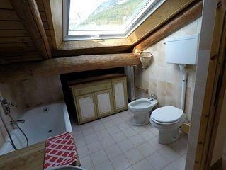 Appartamento SPAZZACA Bormio Via Funivie 63 - 8 posti