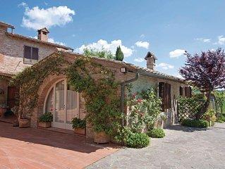 1 Zimmer Unterkunft in Siena  -SI-