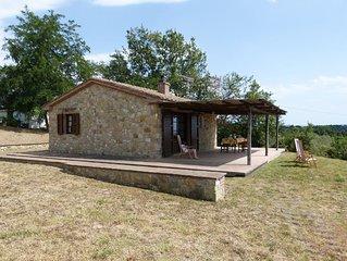 Romantisches, gut ausgestattetes Haus zum Wohlfuhlen!