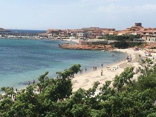 Villa Isola Rossa Border Sea