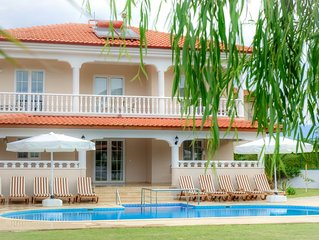 Beautiful Private Villa with Stunning  Views and large garden.