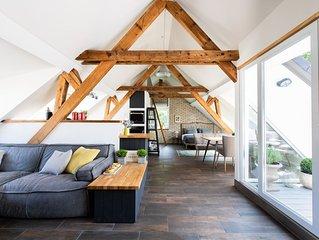LOFT KEANE - Vintage meets Moderne uber den Dachern von Koblenz