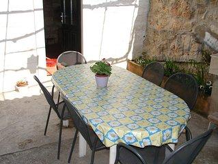 Ferienwohnung Brane  A1(4)  - Postira, Insel Brac, Kroatien