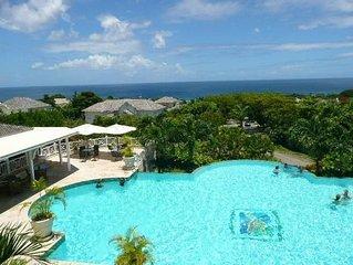 Sugar Hill Luxury Apartment. Beach Club, Pools, Tennis, Gym, Free WiFi