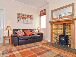 4* Beautifully Presented Holiday Home in Newton by the Sea, Northumberland