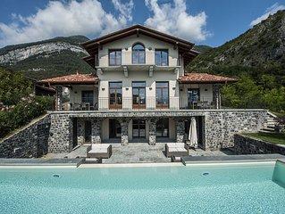 Villa Fiordaliso, Tremezzo, Italy