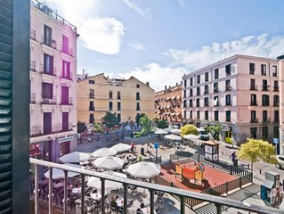 Malasaña: Amazing&extremely central 2BD flat