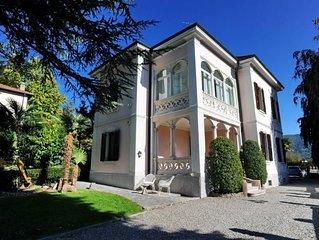 Idyllische gelegene 3½-Zimmer-Wohnung mit 2 Bädern, Garten und Balkon