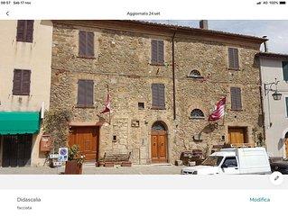 Casa Caprioli in Piazza Padella
