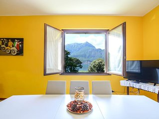 Villa II Parco apartment in Bellagio with WiFi, air conditioning, private parkin