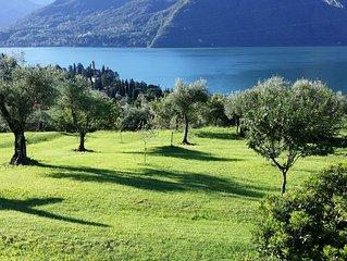 Casa Melina e il luogo ideale per chi ama la tranquillita e la natura