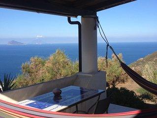 Isola di Lipari Eolie casetta da sogni - Dimora tipica