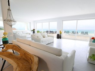 PG Beach House - Luxury Sea Front View, brand new family home