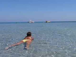 Cala Liberotto - Orosei - Appartamentino in pineta a 100 mt dal mare