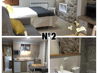 Apartamentos El Carril Estudio N02 (2 personas) Cue-Llanes