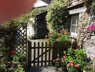 Stone Built Cottage With Views Of The Fells.In the heart of the village