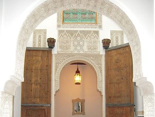 Beautiful self catering ryad in Fes medina