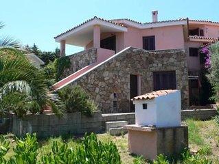 Ferienhaus San Teodoro fur 1 - 6 Personen mit 2 Schlafzimmern - Ferienhaus