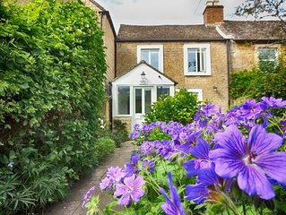 Woodbine Cotswold Cottage