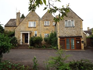 The heart of the Cotswolds, a large, luxury, detached home in chipping campden