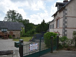 1 Bed Gite (1km from Mortain)