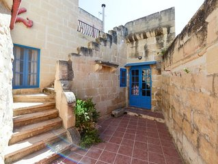 Farmhouse situated in the village of Xaghra with a beautiful country view