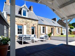 La Clarté-House, location de charme située à 1km du Port de Ploumanac'h