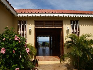 NEW LISTING, BIG 2019 DISCOUNT! Secluded EcoFriendly Seaside Villa As Seen on TV