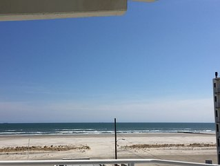 Ocean Views From Every Window....In The Heart Of Wildwood Crest
