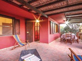4 Zimmer Unterkunft in Torre dei Corsari -VS-