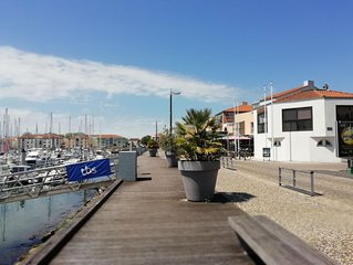 Agreable studio renove Port Olona Les Sables d'Olonne