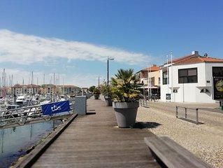 Agréable studio rénové Port Olona Les Sables d'Olonne