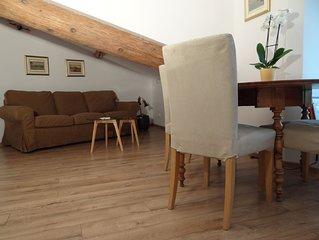 Appartement meuble & plein de charme  au ceour de la Provence