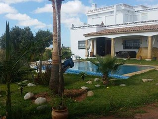 Location villa a casablanca