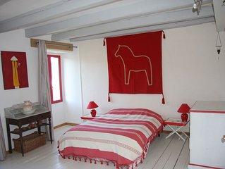 Maison ancienne pour 12 pers Le Logeo: Sarzeau-Presqu'île de Rhuys