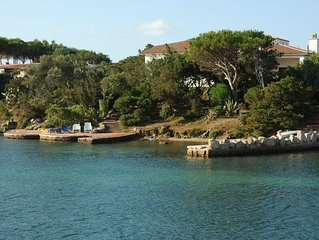 Fantastic Beachfront Villa in the La Maddalena Archipelago