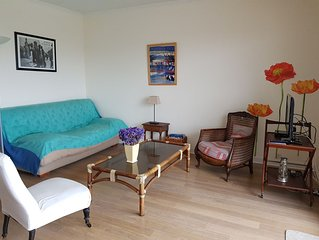Appartement agréable T3 - 4 à 6 personnes - Vue directe sur le port du Pouliguen