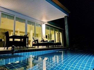 Romantic Beach-Front Pool Villa-2