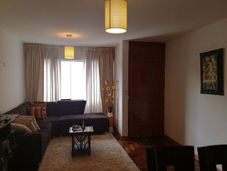 FURNISHED APARTMENT FOR GROUPS WITH GOOD LOCATION