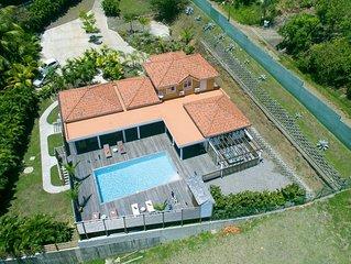 Villa La Ressource - Villa de Luxe Martinique