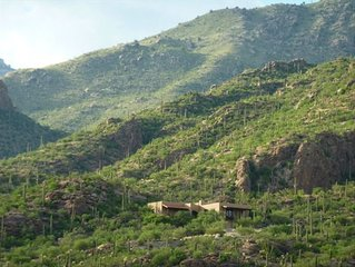 Magical Private Mountain Estate in Ventana Canyon + Guest Ventana Membership!