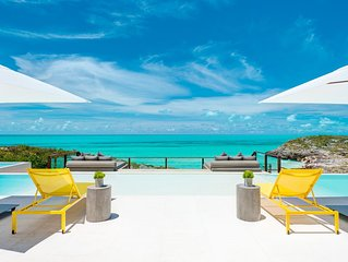 Turtle Tail Estate - Luxurious Fully Staffed Private Villa in Turks & Caicos