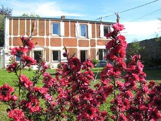 Une maison de charme avec jardin à GRANVILLE !