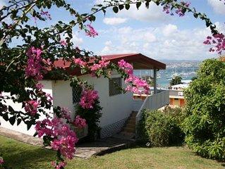 Villa Martinique situé aux Trois-Îlets