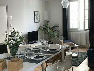 Appartement T2 au coeur du centre historique Vannetais